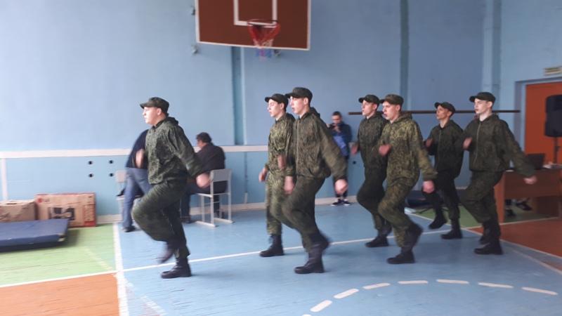 """Областные соревнования допризывной молодежи """"Будь готов к защите Отечества!"""""""