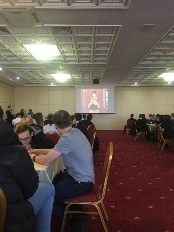 Молодежный форум «Мир без границ»