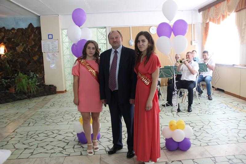 Торжественная церемония вручения дипломов выпускникам 2018 года