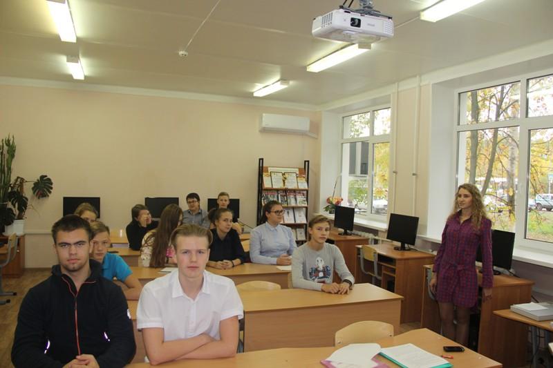Подготовка обучающихся 9-11 классов школ г.Орла по программе профессионального обучения «Оператор ЭВМ»