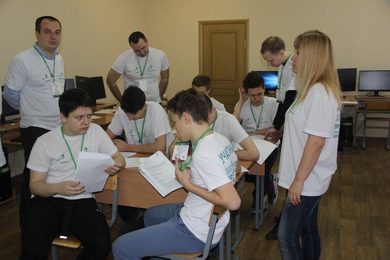 Третий конкурсный день IV регионального чемпионата «Молодые профессионалы» (WorldSkillsRussia). Компетенция «Веб-дизайн и разработка» Юниоры