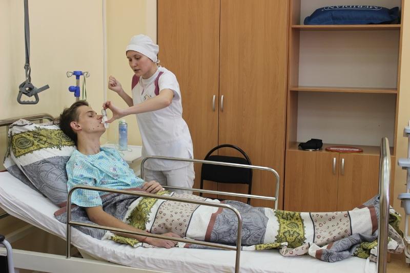 Орловский базовый медицинский колледж
